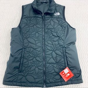 NWT The North Face Catawissa Black Vest Size L